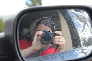My Beautiful Photographer!